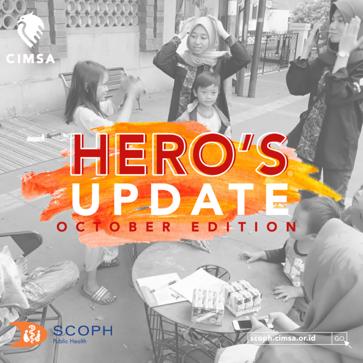 HERO's UPDATE : October Edition