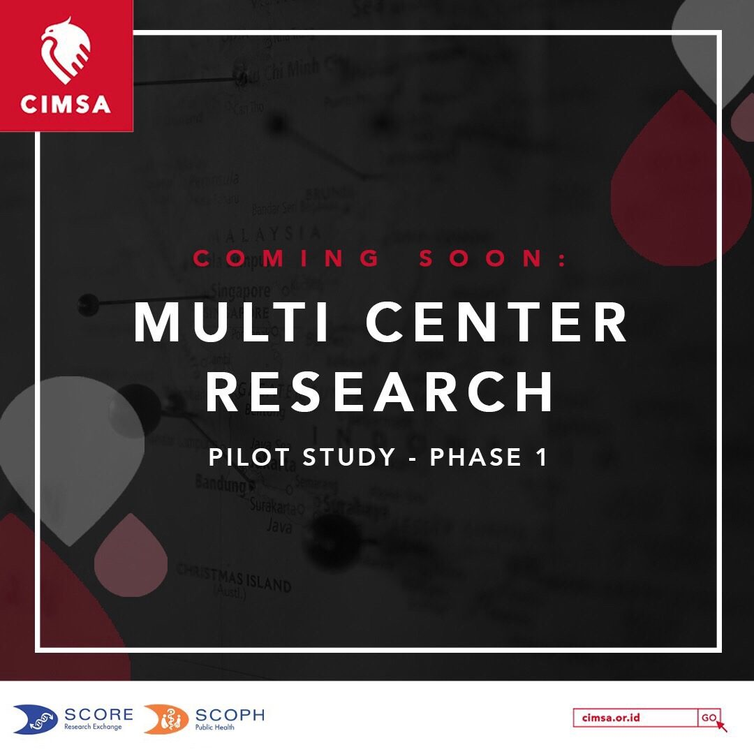 Coming Soon : Multi Center Research