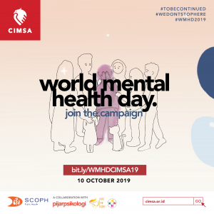 World Mental Health Day 2019 Suicide Prevention Scoph
