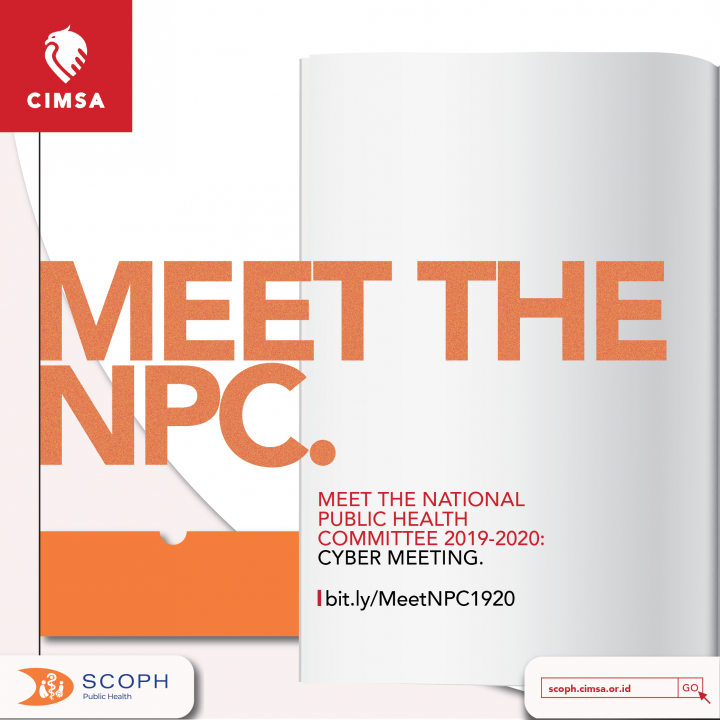 MEET THE NATIONAL PUBLIC HEALTH COMMITTEE 2019-2020: CYBER MEETING