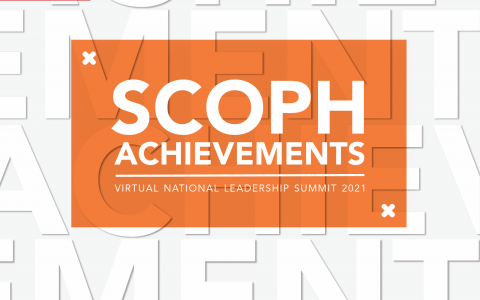 [VIRTUAL NATIONAL LEADERSHIP SUMMIT 2021: ACHIEVEMENTS]